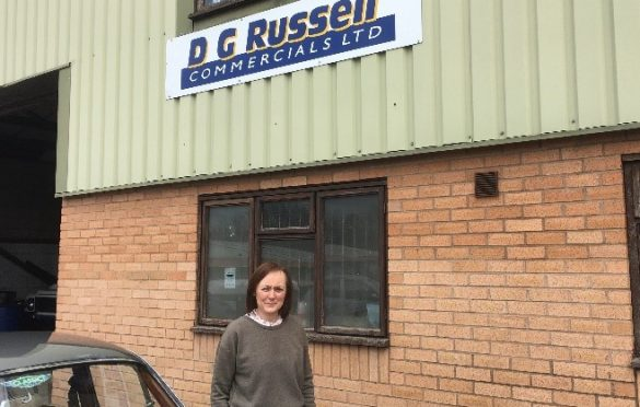 DG Russell Ltd Commercials Ltd