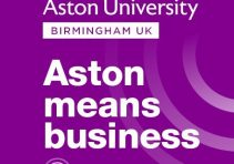 Aston means business podcast